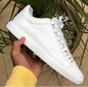 Balenciaga Sneakers wit Leer