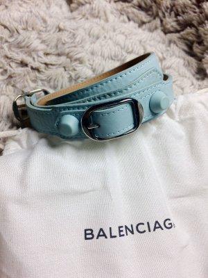 Balenciaga Armband NEU OVP Tiffany Blau