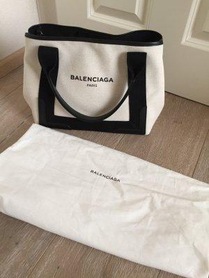 Balenciaga Borsetta bianco sporco-nero