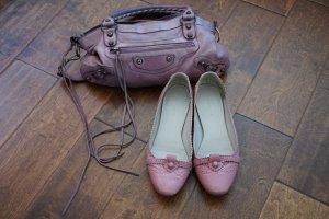 Balenciaga Ballerinas 100% Original Leder
