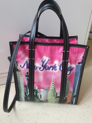Balenciaga Handbag black-pink leather