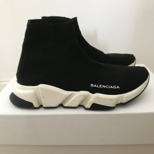 Balenciaga Sneakers black-white