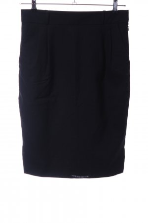 Balenciaga Jupe crayon noir style d'affaires