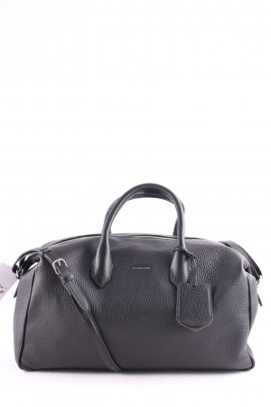 "Balenciaga Bowling Bag ""Boston Touch Cuir Sac + Miroir Black"" black"