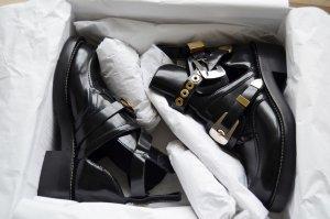 Balenciaga Ceinture Boots 39