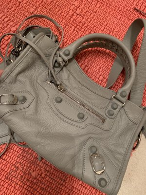 Balenciaga Sac à main gris