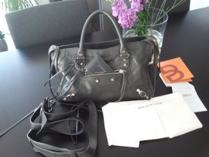 Balenciaga Crossbody bag multicolored leather