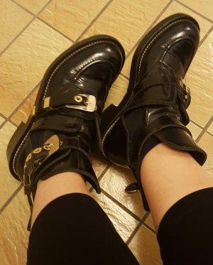 Balenciaga Ankle Boots multicolored