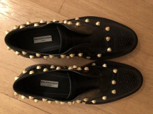 Balenciaga Derby Stud Shoes