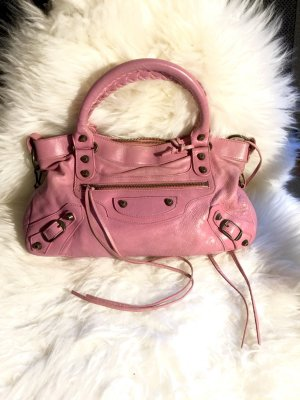 Balenciaga First Bag Lammleder pink 100% ORIGINAL!!!