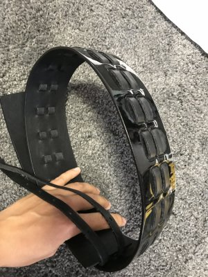 Balenciaga Waist Belt black