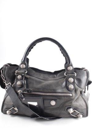 Balenciaga Borsetta nero stile casual