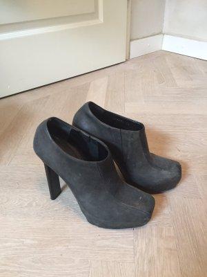 Balenciaga Sandaletto con tacco alto nero Pelle