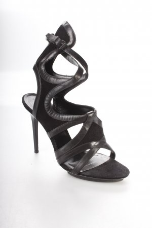 Balenciaga High Heels schwarz Party-Look