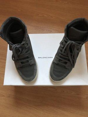 Balenciaga Sneaker stringata grigio