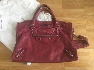 Balenciaga Handbag bordeaux