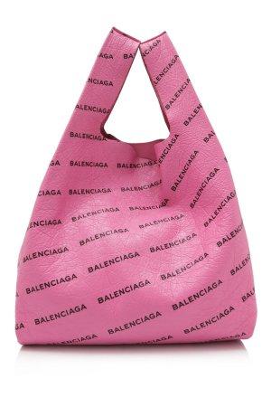 Balenciaga Lambskin Supermarket Shopper M