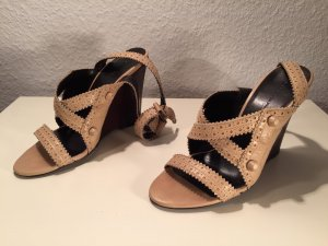 Balenciaga Paris Wedge-Sandalen Gr.38,5