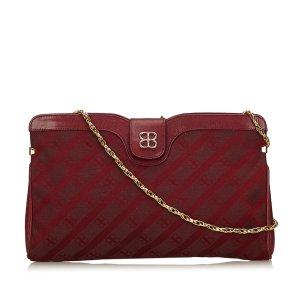 Balenciaga Shoulder Bag bordeaux