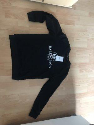 Balenciaga Jersey de lana negro