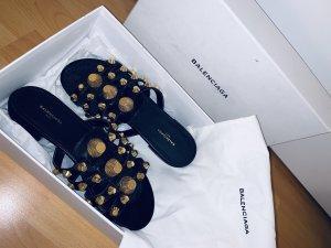 Balenciaga Outdoor Sandals black