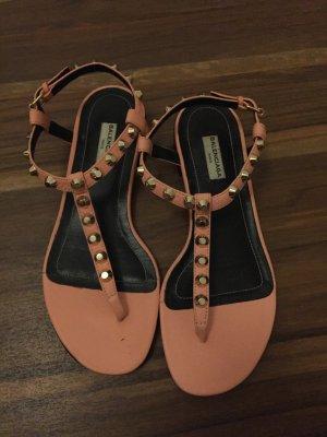 Balenciaga Sandalen mit Nietenbesatz