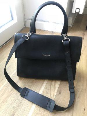BALENCIAGA Satchel Medium Tool Bag schwarz