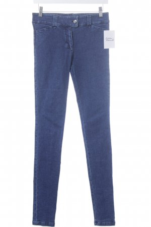 Balenciaga Skinny Jeans blau Street-Fashion-Look