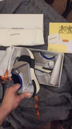 Balenciaga Sneaker grigio-blu
