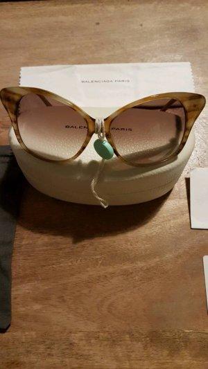 Balenciaga Sonnenbrille mit Zertifikat