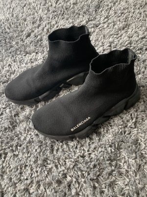 Balenciaga Basket slip-on noir