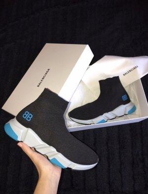 Balenciaga Slip-on Sneakers multicolored synthetic
