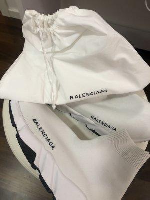 Balenciaga Zapatillas altas blanco