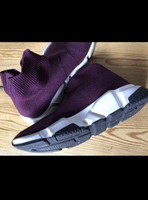 Balenciaga Shoes purple textile fiber
