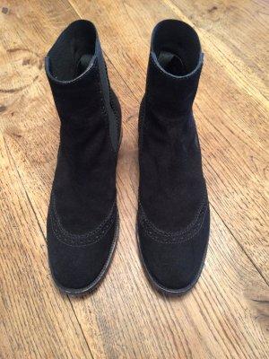 Balenciaga Slip-on laarzen zwart