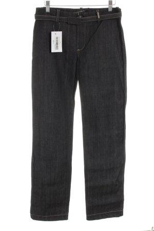 Balenciaga Straight-Leg Jeans schwarz Casual-Look