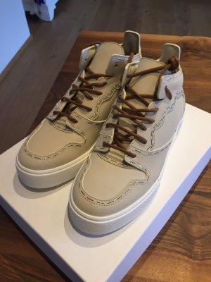 Balenciaga Sneaker alta multicolore Pelle