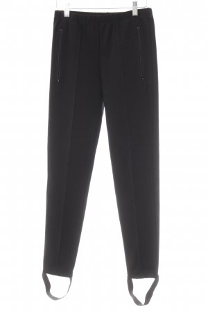 Balenciaga Sweat Pants black casual look