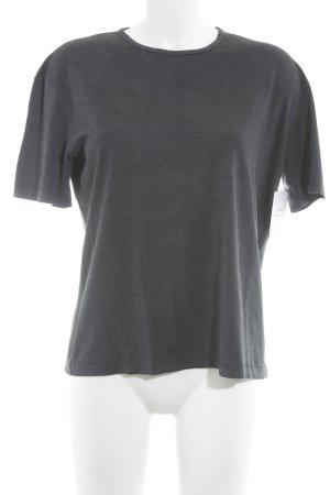 Balenciaga T-Shirt dunkelblau Casual-Look