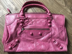 Balenciaga Tasche City pink