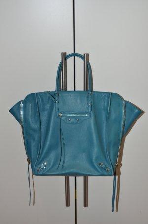Balenciaga Tasche in petrol ****original****