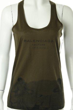 Balenciaga Top khaki