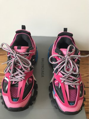 Balenciaga Track Pink/Blue #trendsneaker #balenciagatrack #fashion
