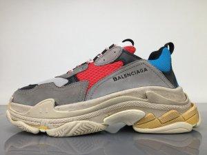 Sneaker argento