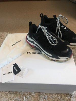 Balenciaga Sneakers met veters veelkleurig