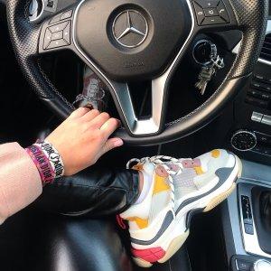 Balenciaga Zapatillas multicolor