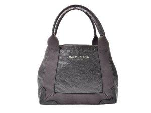 Balenciaga Borsetta grigio Pelle