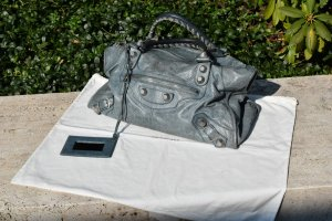 Balenciaga Weekender Handtasche