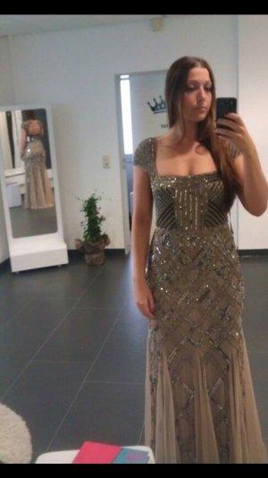 Adrianna Papell Baljurk beige-nude