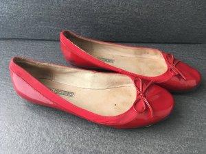 Ballarina Buffalo rot Sandalen 38 Schuhe Sommer